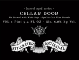 Stillwater Cellar Door Oak Wine Barrel Aged beer