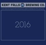 Kent Falls 2016 beer
