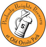 Peabody Heights Old Oriole Park Stout beer