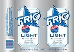 Frio Light Beer