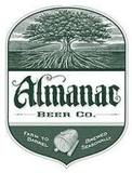 Almanac Heirloom Pumpkin 2014 beer