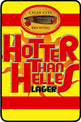 Cigar City Hotter Than Helles Beer