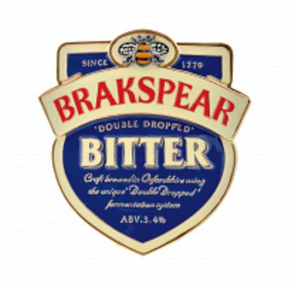 Photo Of Brakspear Bitter Beer Label