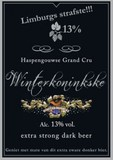 Winterkoninkske Grand Cru Beer