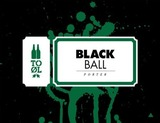 To Ol Black Ball beer