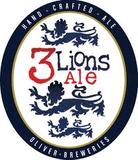 Oliver's 3 Lions Ale beer