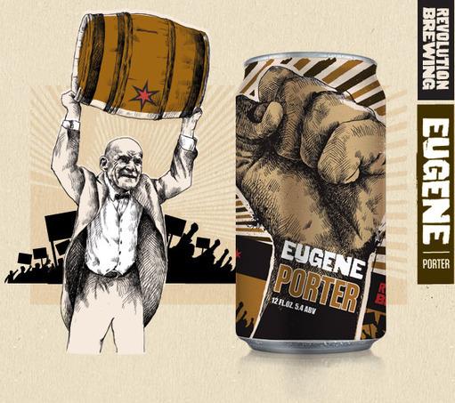 Revolution Eugene Porter Beer