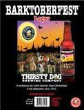 Thirsty Dog Barktoberfest beer