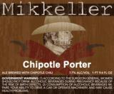 Mikkeller Chipotle Porter beer