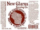 New Glarus Thumbprint Chocolate Abbey beer