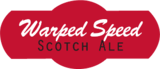 Lake Louie Warped Speed Scotch Ale beer