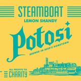 Potosi Steamboat Lemon Shandy beer
