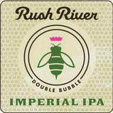 Rush River Double Bubble IPA Beer