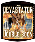 Wasatch Devastator Beer