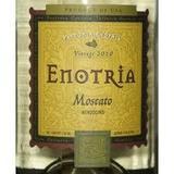 Enotria Moscato wine