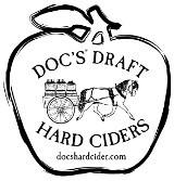 Doc's Pumpkin Cider beer Label Full Size