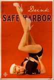 Safe Harbor American Blonde Ale beer