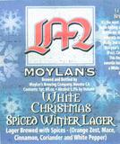 Moylan's White Christmas beer