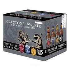 Firestone Walker Lion's Share Variety Pack Beer