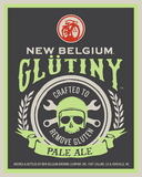 New Belgium Glütiny Pale Ale beer