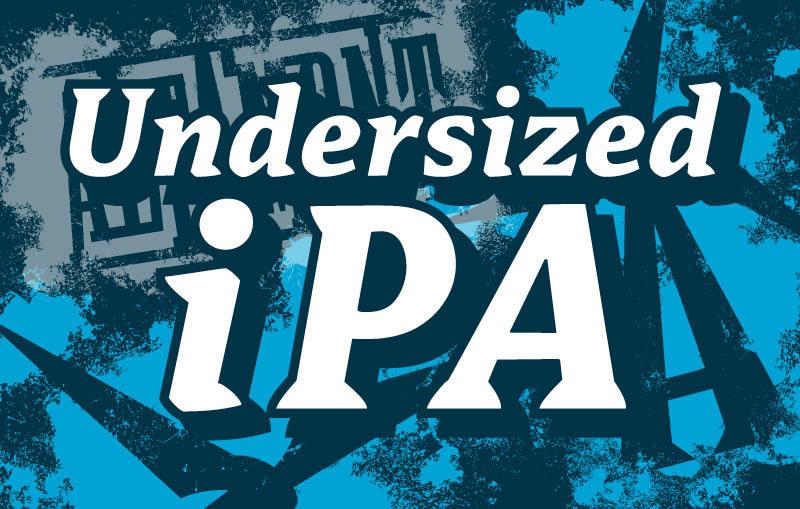 Altamont Undersized IPA Beer