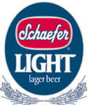 Schaefer Light beer