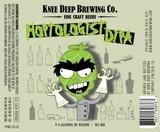 Knee Deep Hoptologist DIPA beer
