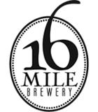 16 Mile Delaware Oyster Stout beer