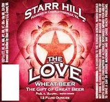 Starr Hill The Love Beer