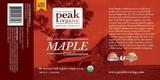 Peak Maple Collaboration Beer