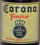 Corona Familiar beer