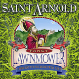 Saint Arnold Fancy Lawnmower Beer