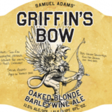 Sam Adams Griffin's Bow beer