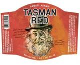 Sam Adams Tasman Red beer