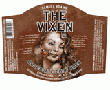 Sam Adams The Vixen beer