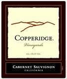 Copper Ridge Vineyards Cabernet wine