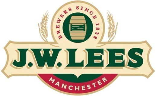 JW Lees Harvest Ale Sherry 2009 beer Label Full Size