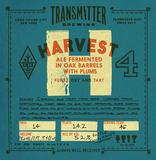 Transmitter H4 Sour Plum beer