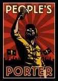 Foothills People's Porter Beer
