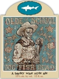 Dogfish Head Olde School beer