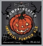 Howe Sound Pumpkineater Beer