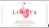 Goose Island Lolita Raspberry Sour 2015 Beer