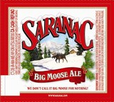 Saranac Big Moose Ale Beer