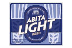 Abita Light beer Label Full Size
