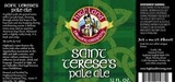 Highland Brewing St. Terese's Pale Ale beer