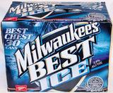 Milwaukee's Best Ice Beer