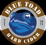 Blue Toad Black Cherry Cider Beer