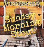 Weyerbacher Sunday Morning Stout 2015 Beer