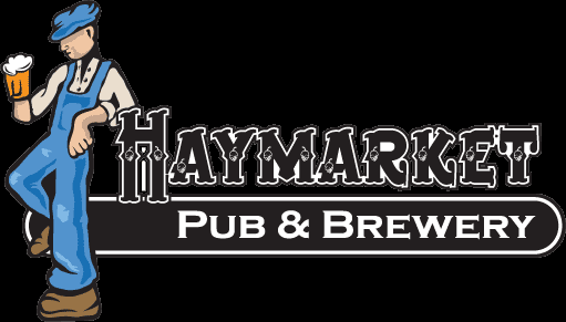 Haymarket Indignant Bourbon Aged Imperial Stout beer Label Full Size