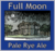 Mini real ale full moon pale rye ale